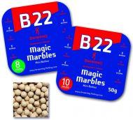 B22 Mini Marbles 8mm 50g  ( Was R75)