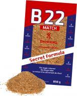 Groundbait B22 Match 850g