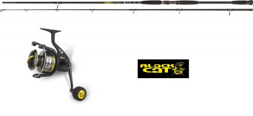 Black Cat Combo Deal 3.5 m Pellet Rod and Shadow Spin 860 Reel (Was R 5 928)